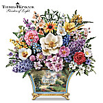 Thomas Kinkade All American 50-State Artificial Flower Bouquet