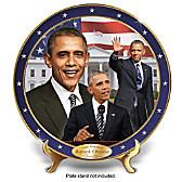 American Milestone Commemorative Collector Plate