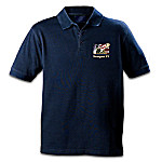 United States Marine Corps Semper Fi Embroidered Polo Shirt