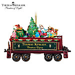Thomas Kinkade Christmas Express Ornament: Gifts Of Joy