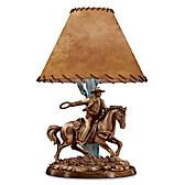 John Wayne: American Legend Lamp