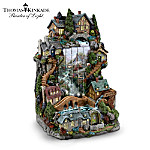 Thomas Kinkade's Tranquil Waters Tabletop Fountain