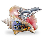 Ocean Art Dolphin Figurine