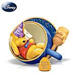 Disney Honey Lemon Tea Winnie The Pooh Figurine