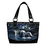 Mimi Jobe Twilight Enchantment Tote Bag