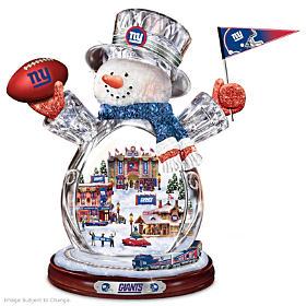 New York Giants Figurine