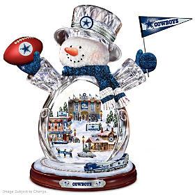 Dallas Cowboys Figurine