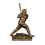 Babe Ruth Bronze Sculpture: Sultan Of Swat