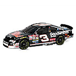 "Dale Earnhardt Collectibles Dale Earnhardt ""A Tribute To A Racing Legend"" Race Car Sculpture"