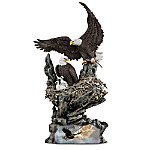 The Canyon Majesty Eagle Sculpture