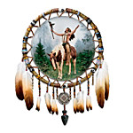 Native American Collectibles The Calling Native American-Inspired Dreamcatcher Wall Decor