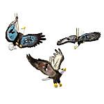 Eagle Ornament Set