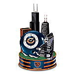Chicago Bears Tabletop Clock Picture