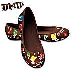 M&MS Ballet Flats Women Shoes