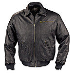 U.S. Army Leather Jacket