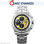 New Orleans Saints Super Bowl Champions Men's Chronograph Watch