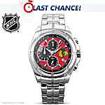 2011 Stanley Cup NHL® Chicago Blackhawks® 2010 Stanley Cup® Champions Watch
