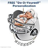 Oakland Raiders Ornament
