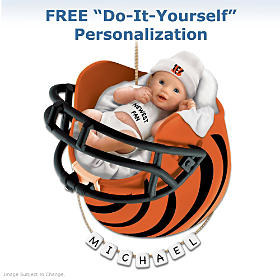 Cincinnati Bengals Ornament