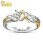 Embrace The Magic Tinker Bell Ring