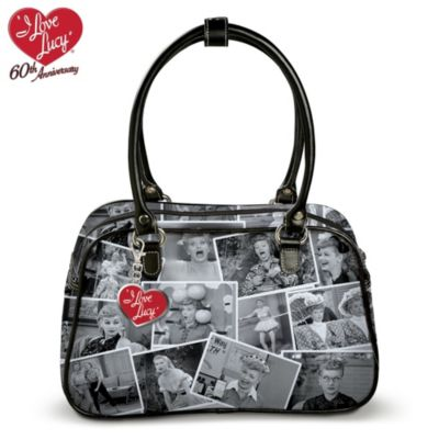 I Love Lucy Bag