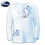 Disney Some Days. Women's Shirt: Eeyore Artistic Apparel