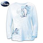 Disney Some Days... Womens Shirt: Eeyore Artistic Apparel