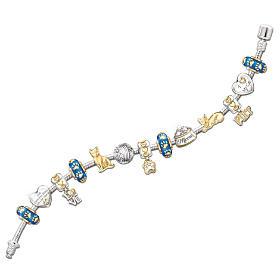 I Love My Cat Bracelet