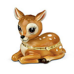 Granddaughter, Youre My Little Dear: Collectible Deer Music Box