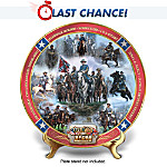 Civil War 150th Anniversary Masterpiece Edition Collector Plate