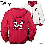 Disney Double The Magic Womens Reversible Jacket