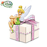 Tinkerbell happy birthday music box