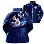 Voices Of Moonlight Womens Jacket