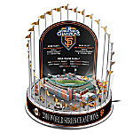 MLB San Francisco Giants 2010 World Series Championship Carousel