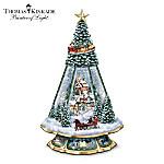 Thomas Kinkade Victorian Memories Snowglobe