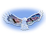 Freedoms Radiant Wings Wall Decor