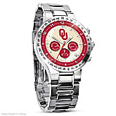 Oklahoma Sooners Men's Collector's Watch
