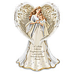 Love In My Heart Mother-Daughter Birthstone Figurine