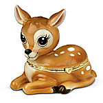 Daughter, You're My Little Dear: Collectible Deer Music Box