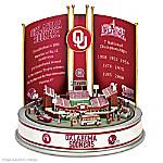 Oklahoma University Sooners Football Victory Carousel