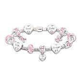 Hearts Of Hope Bracelet