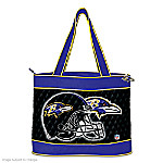 NFL Baltimore Ravens Tote Bag