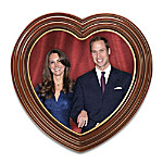 Royal Enchantment: Prince William And Kate Middleton Wall Decor