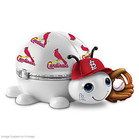 St. Louis Cardinals Love Bug Music Box
