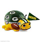 Green Bay Packers #1 Fan Music Box