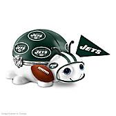 New York Jets #1 Fan Music Box
