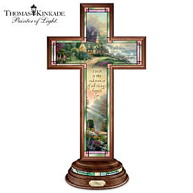 Thomas Kinkade Hope Cross