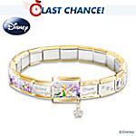 Disney Tinker Bells Enchanted Gardens Bracelet
