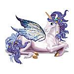 Unicorn Tabletop Lamp: Starlit Wonder