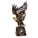 Semper Fi USMC Bronze Sculpture